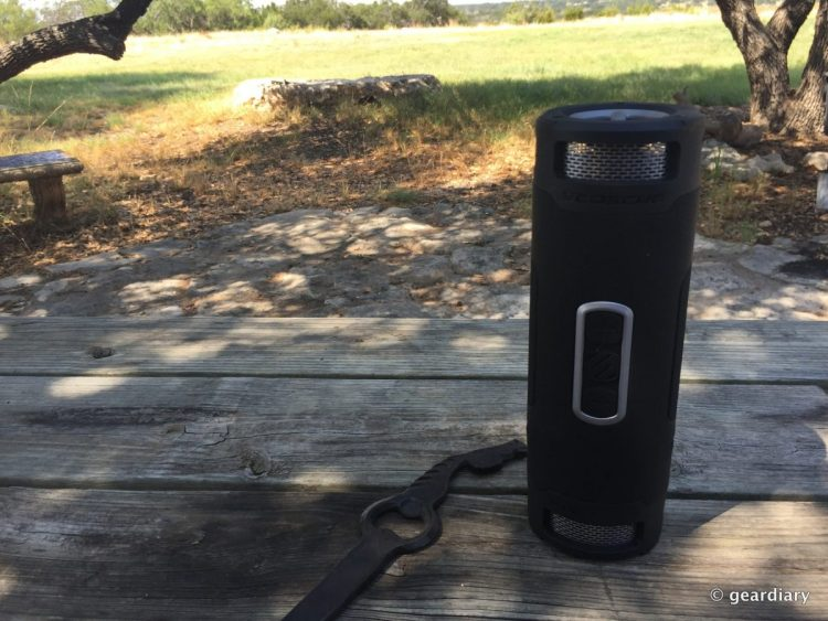16-Gear Diary Reviews the Scosche boomBOTTLE.23