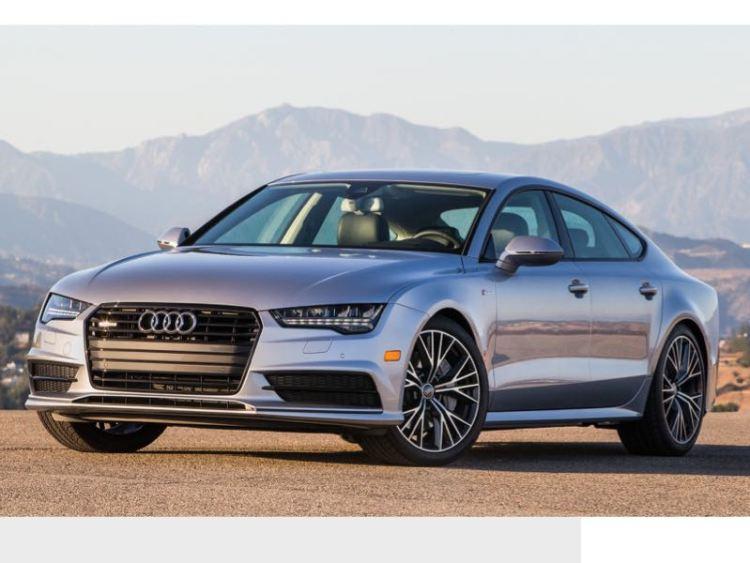 2016 Audi A7/Images courtesy Audi