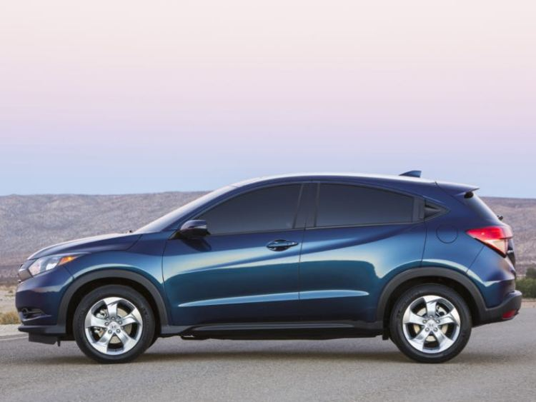 2016 Honda HR-V Proves Good Things Do Come in Small Packages!