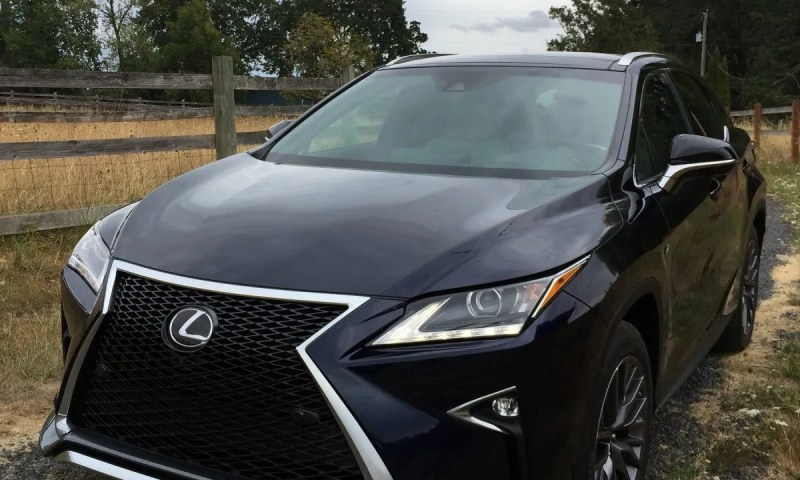 43-Gear Diary Test Drives the 2016 Lexus RX.04-1