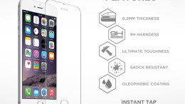TAP Intelligent Screen Protector by Armorz Is a Magical Accessory!