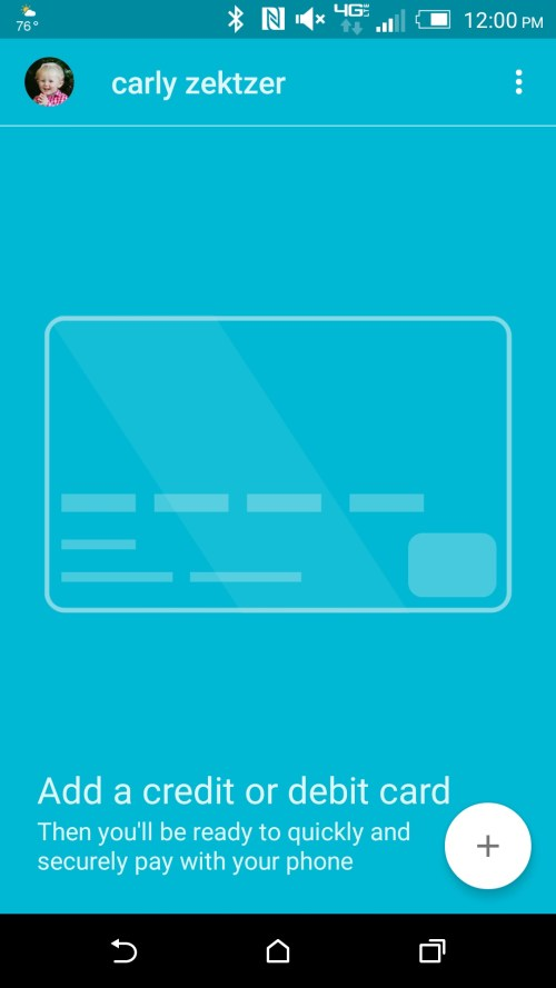 Android Pay Ruins Loyalty Cards by Tying Access to Your Credit Card Information!
