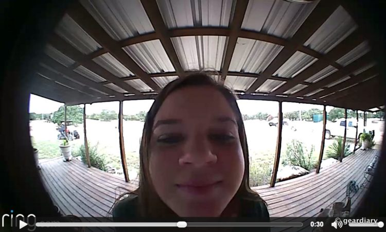 2-Gear Diary Reviews the Ring Video Doorbell.27 PM