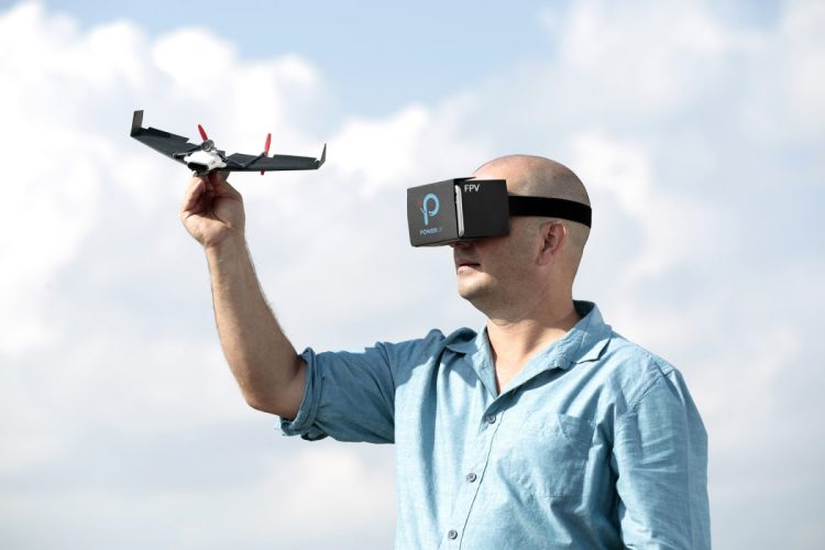 PowerUp Toys Unveils PowerUp FPV Paper Airplane Drone with Live Video Stream
