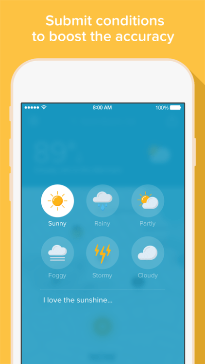 Predict the Sunshine With This New Weather App