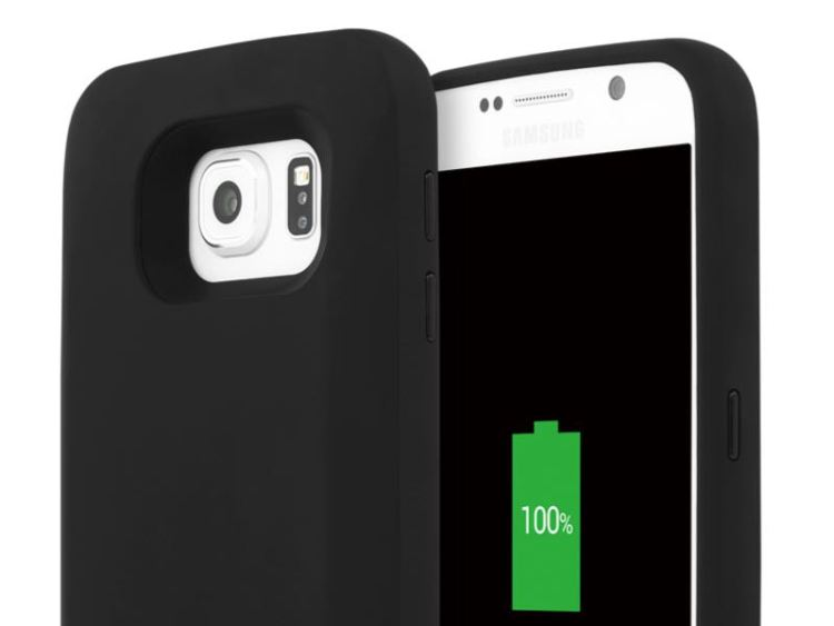 Incipio offGRID battery case for SGS6/Images courtesy Incipio