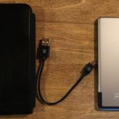 The Techlink Recharge 5000 UltraThin+ Is the Thinnest Battery Pack Yet!