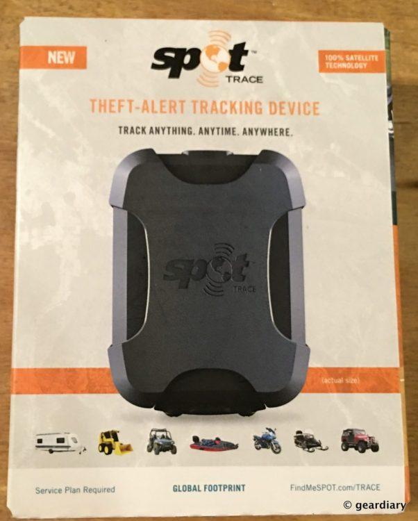 07-Gear Diary Reviews the Spot Trace GPS Tracker