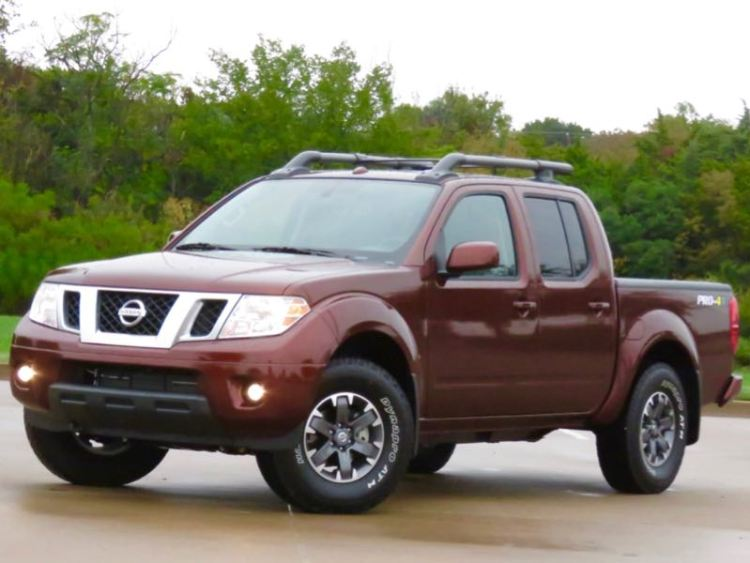 2016 nissan frontier is more of the same gear diary. Black Bedroom Furniture Sets. Home Design Ideas