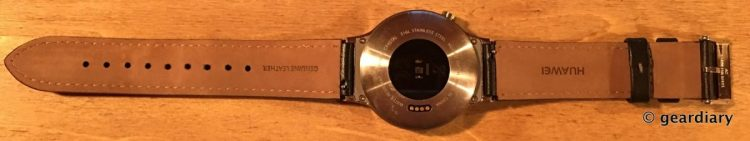 47-The Huawei Watch Close to Perfect with an Android Phone, and Still Great with an iPhone-046