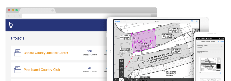 GearDiary BluVue is Perfect for Construction Document Markups, Collaboration
