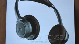 Plantronics Backbeat Sense Wireless Headphones Are Light on Your Head, Huge in Your Ears