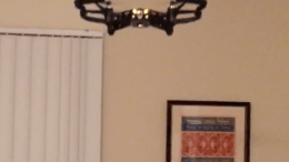 Take off with a Parrot Minidrone! #ad