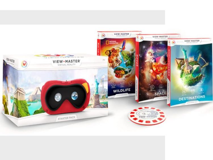 Mattel View-Master is a Blast from the Past  Mattel View-Master is a Blast from the Past