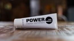 Power Toothpaste Supercharges Your Morning