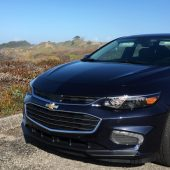 Why You'll Want to Check Out the 2016 Chevrolet Malibu