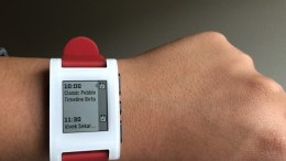 Original Pebble and Pebble Steel Receive the Timeline Update!