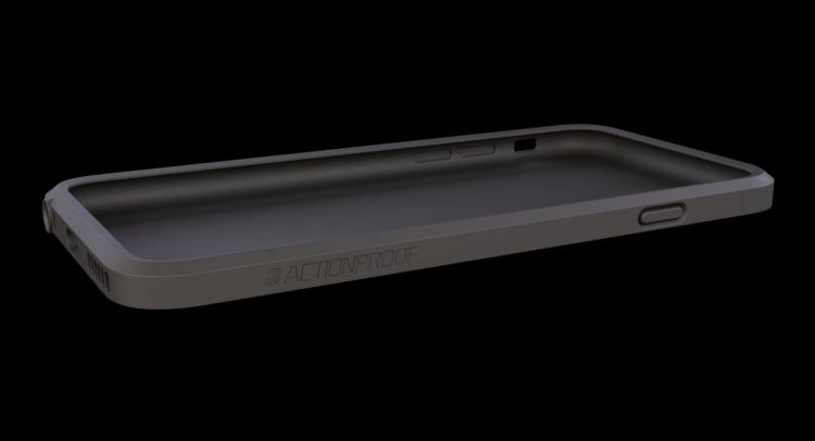 Actionproof's SP-06 Provides Sleek, 360-Degree Protection for Your iPhone