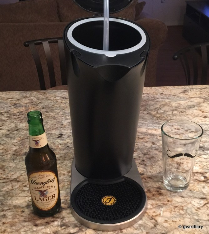 Get the Perfect Pour at Home with the Fizzics Beer System!