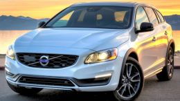 2016 Volvo V60 Cross Country: The Station Wagon Transformed