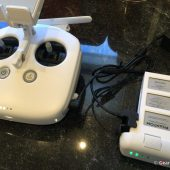 The DJI Phantom 3 Advanced from Drone World Flies High Above the Competition