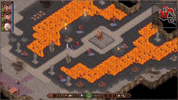 GearDiary Epic RPG Avadon 3 Coming This Fall from Spiderweb Software