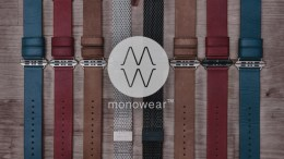 Monowear Bands Dress Up Your Apple Watch!