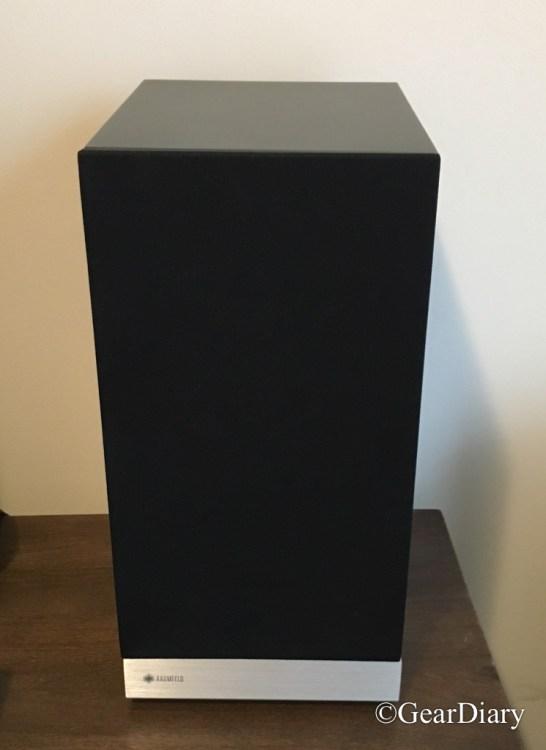 GearDiary Raumfeld Stereo M Bookshelf Speakers: For Those Who Love to Rock!