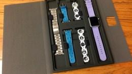 GearDiary Monowear MonoChest Keeps Your Best Apple Watch Bands Safe