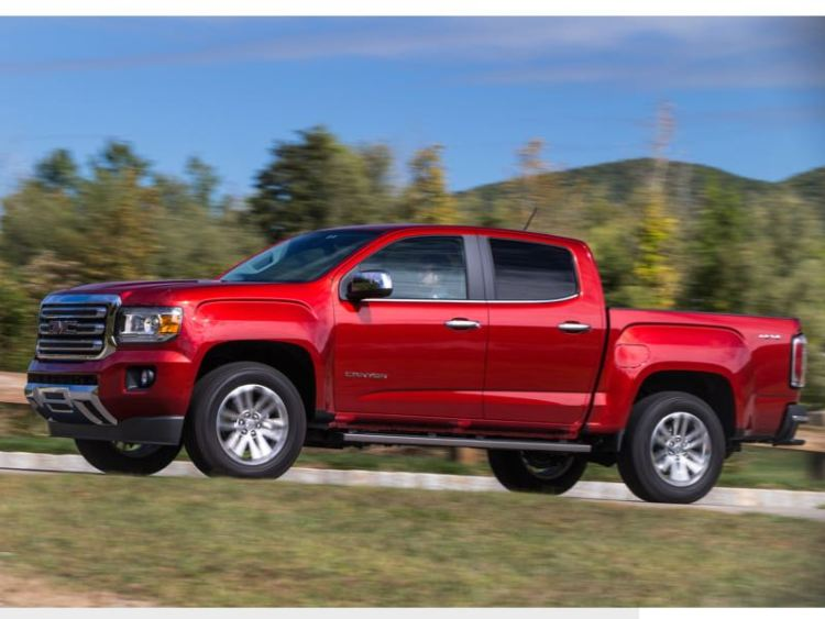 2016 gmc canyon duramax joins the workforce geardiary. Black Bedroom Furniture Sets. Home Design Ideas