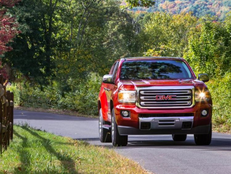 2016 gmc canyon duramax joins the workforce gear diary. Black Bedroom Furniture Sets. Home Design Ideas