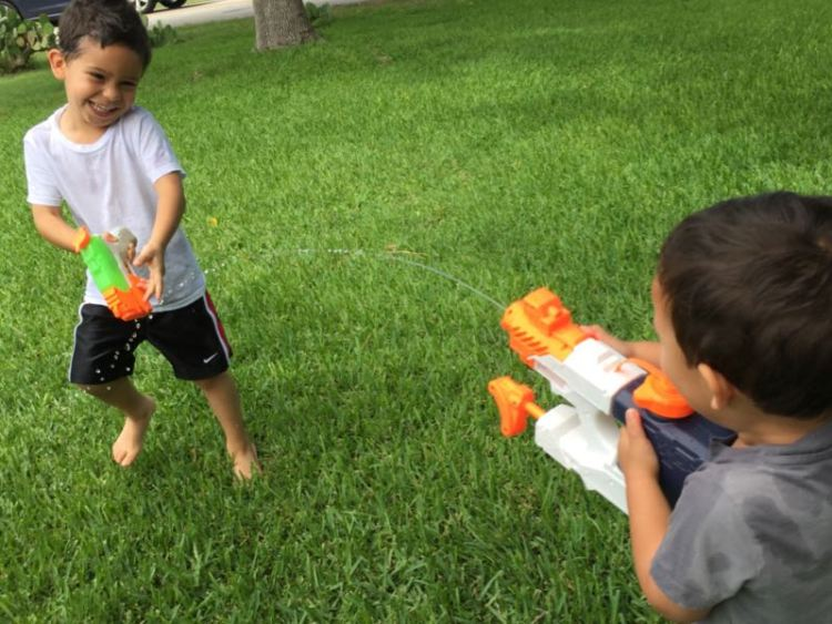 Nerf Super Soaker Squall Surge: Let the Battles of Summer Begin!