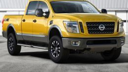 GearDiary 2016 Nissan Titan XD Puts the Mettle to the Pedal!