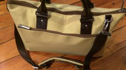 Moshi Urbana Briefcase Review; Keep the Business Style Without Looking Boring!