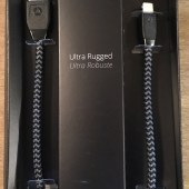 The Nomad Line 4.9' Lightning-to-USB Type A Charging Cable: An Ultra Rugged Charge