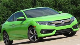 GearDiary 2016 Honda Civic Coupe: This Is Your Jam!