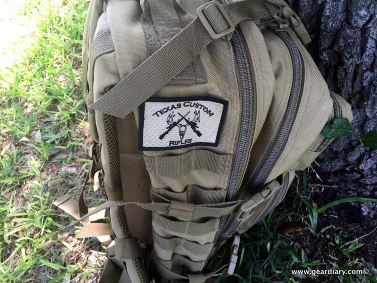 Exos-Gear Bravo Series Backpack Review