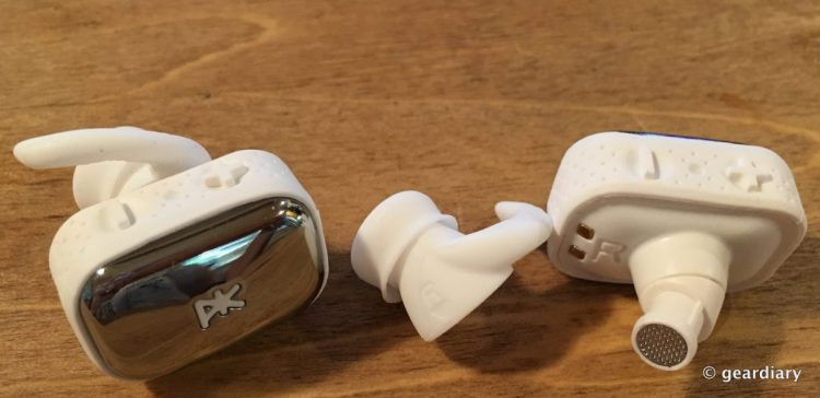 GearDiary PKparis K'asq Bluetooth Wireless Stereo Headset: No Wires Whatsoever