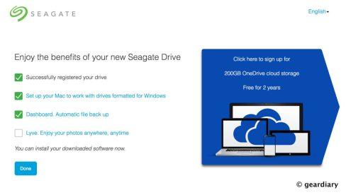 Seagate 2tb Backup Plus Ultra Slim Pocketable Storage