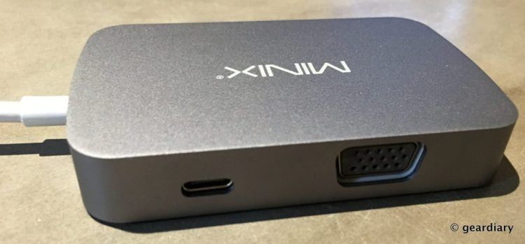 7-MINIX USB Type-C Multiport Adapter with VGA Output 3747x1741
