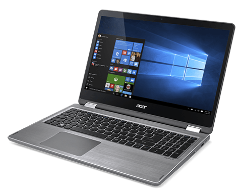 acer r convertible laptop