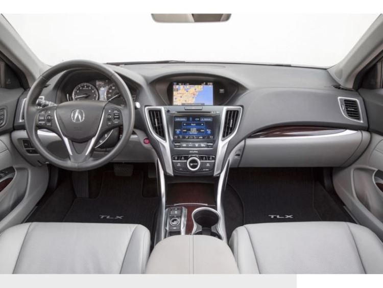 Acura TLX Where Sport And Luxury Live In Peace And Harmony - Harmony acura