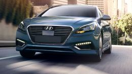 GearDiary 2016 Hyundai Sonata Hybrid: The Sequel Is So Much Better!