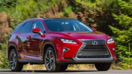 2016 Lexus RX 350 Reigns Supreme in the Segment It Invented