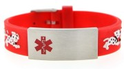 As You Prepare for Back to School, Don't Forget Hope Paige's Medical ID Bracelets