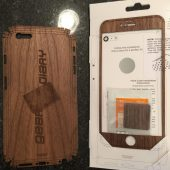 Toast Offers Gorgeous Engraved Wood Covers for Your Mobile Devices
