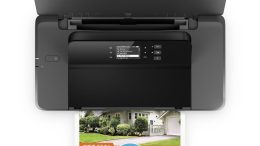 HP OfficeJet 200 Mobile Printer Truly Delivers a Mobile Office