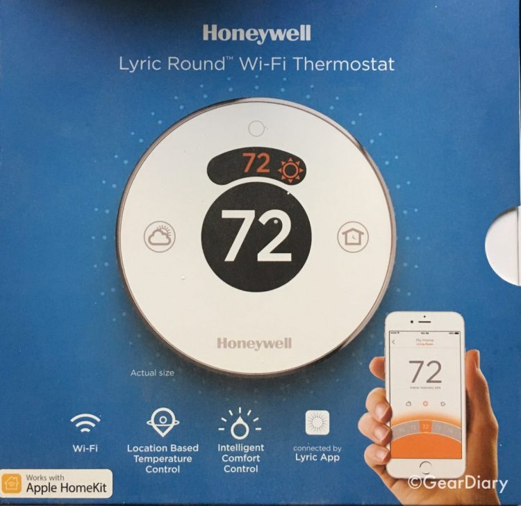 The Lyric Round Wi-Fi Thermostat is So Smart and Cool That It's Hot!