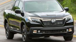 2017 Honda Ridgeline Is the New Urban Cowboy