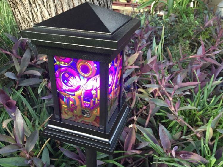 Spy Lantern Surveillance Camera/Images by Author
